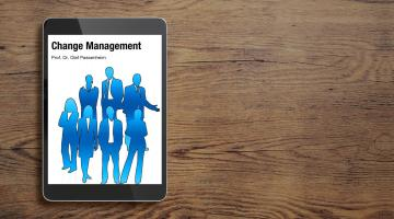 Free e-book: Change Management