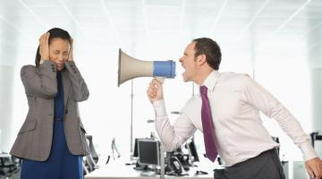Shhhh: Fight disturbances at the office